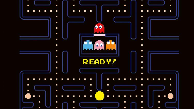 Pacman KI